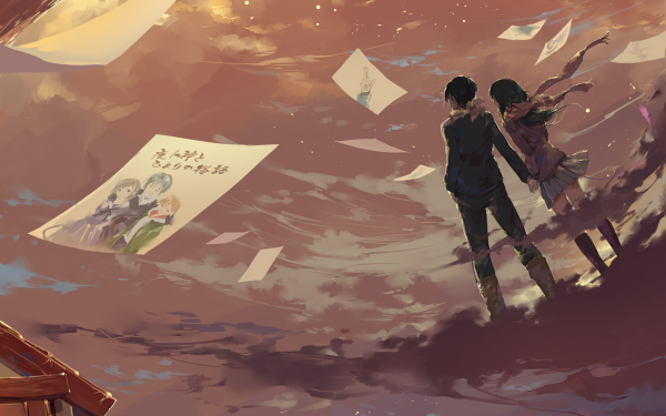 Anime Noragami Yato Hiyori Iki Yukine HD Wallpaper | Background Image