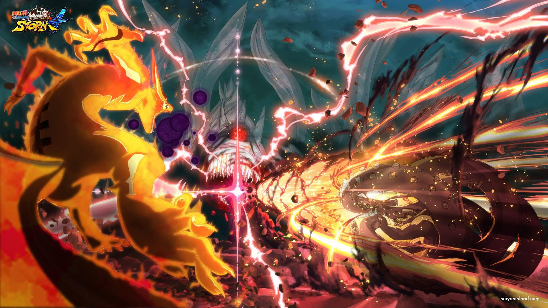 1 Naruto Shippuden: Ultimate Ninja Storm 4 Fonds d'écran HD | Arrière-plans - Wallpaper Abyss