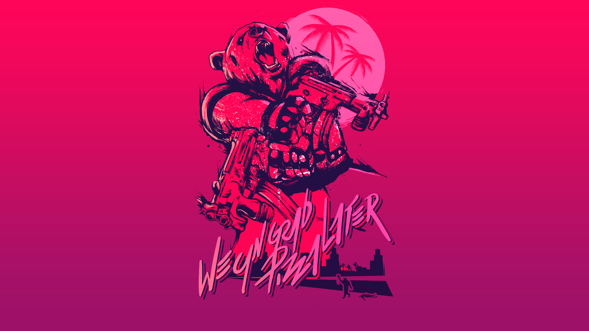 13 Hotline Miami 2: Wrong Number HD Wallpapers