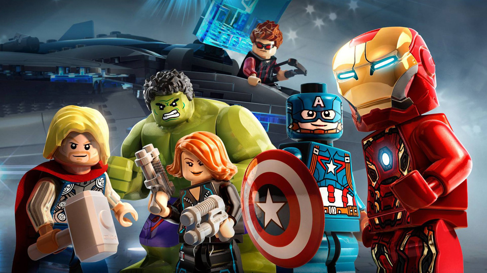 lego marvel wallpaper for desktop - photo #10
