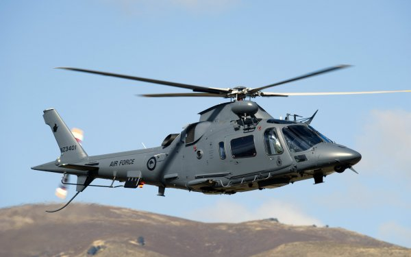 Military AgustaWestland AW109 Military Helicopters Helicopter Air Force HD Wallpaper   Background Image