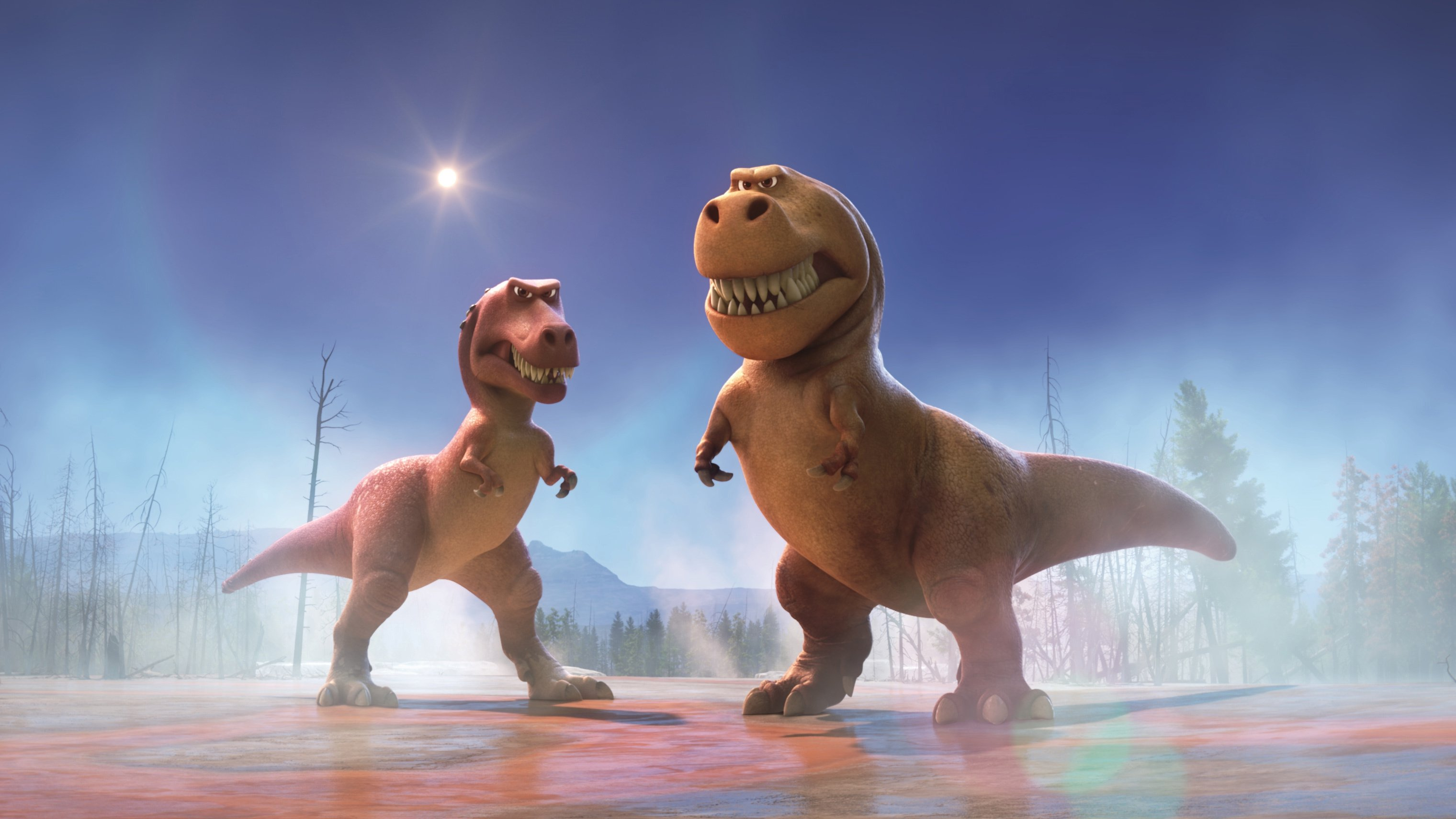 the good dinosaur hd wallpaper background image 3041x1711 id