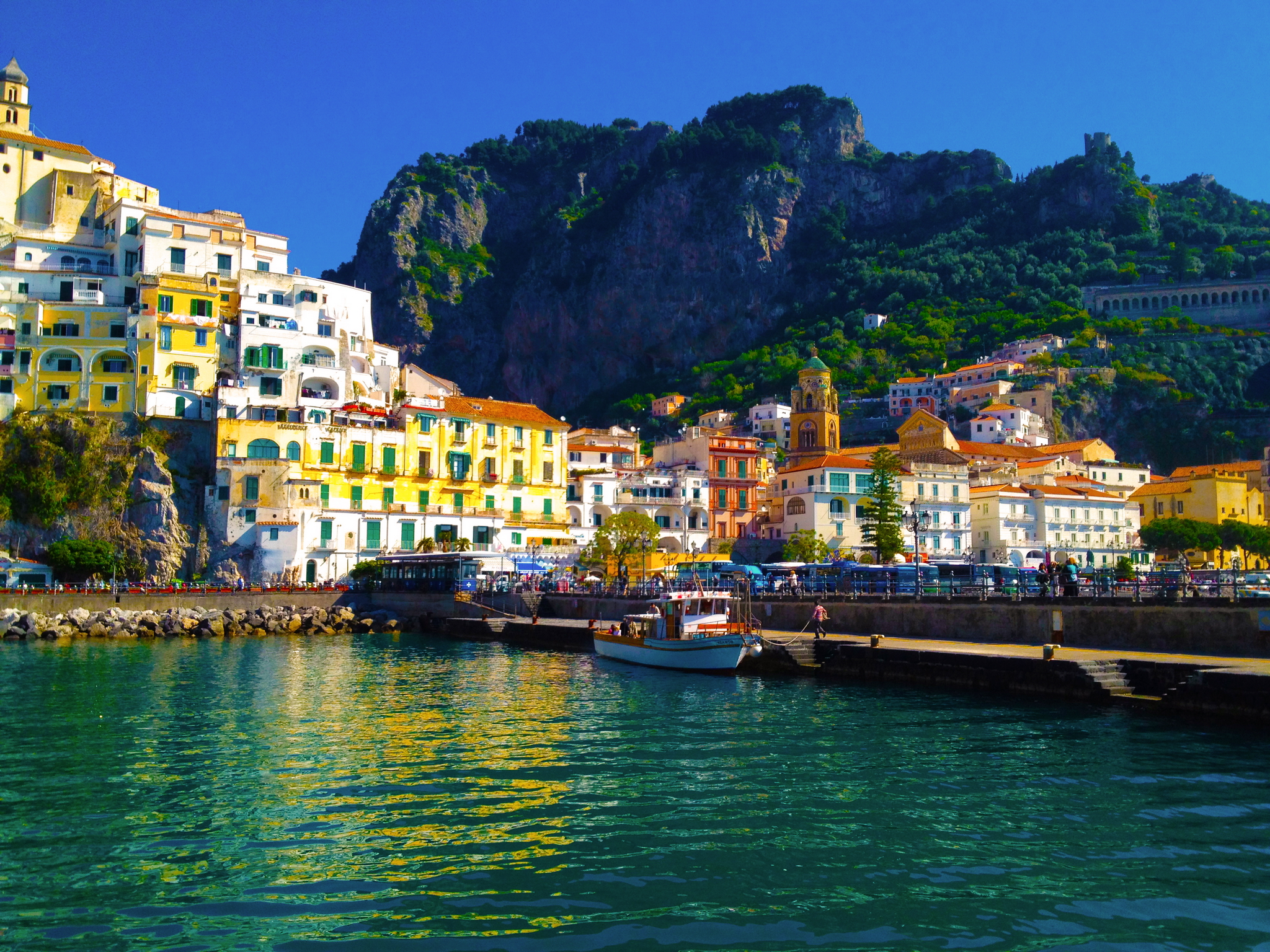 28 Amalfi Hd Wallpapers Background Images Wallpaper Abyss