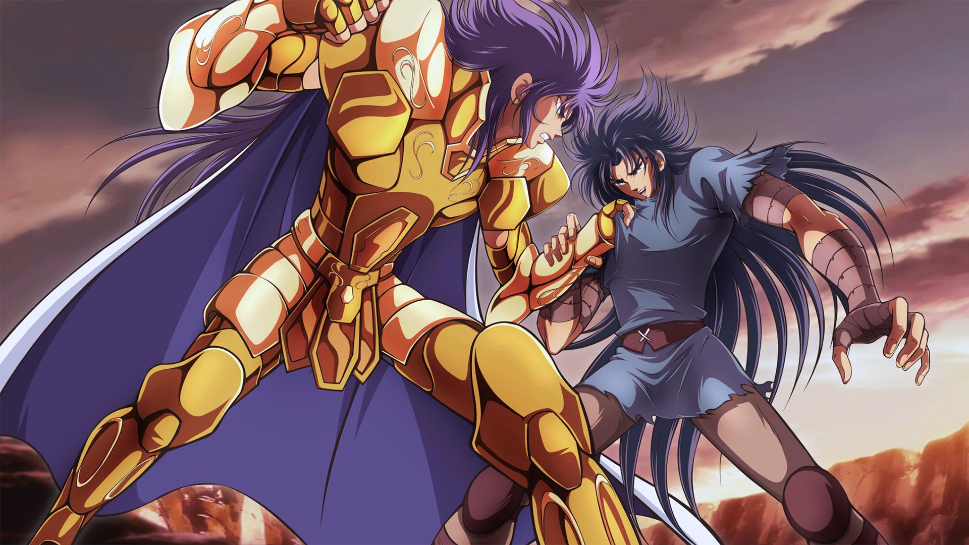 [Anime do Mês] - Os Cavaleiros do Zodíaco 680862