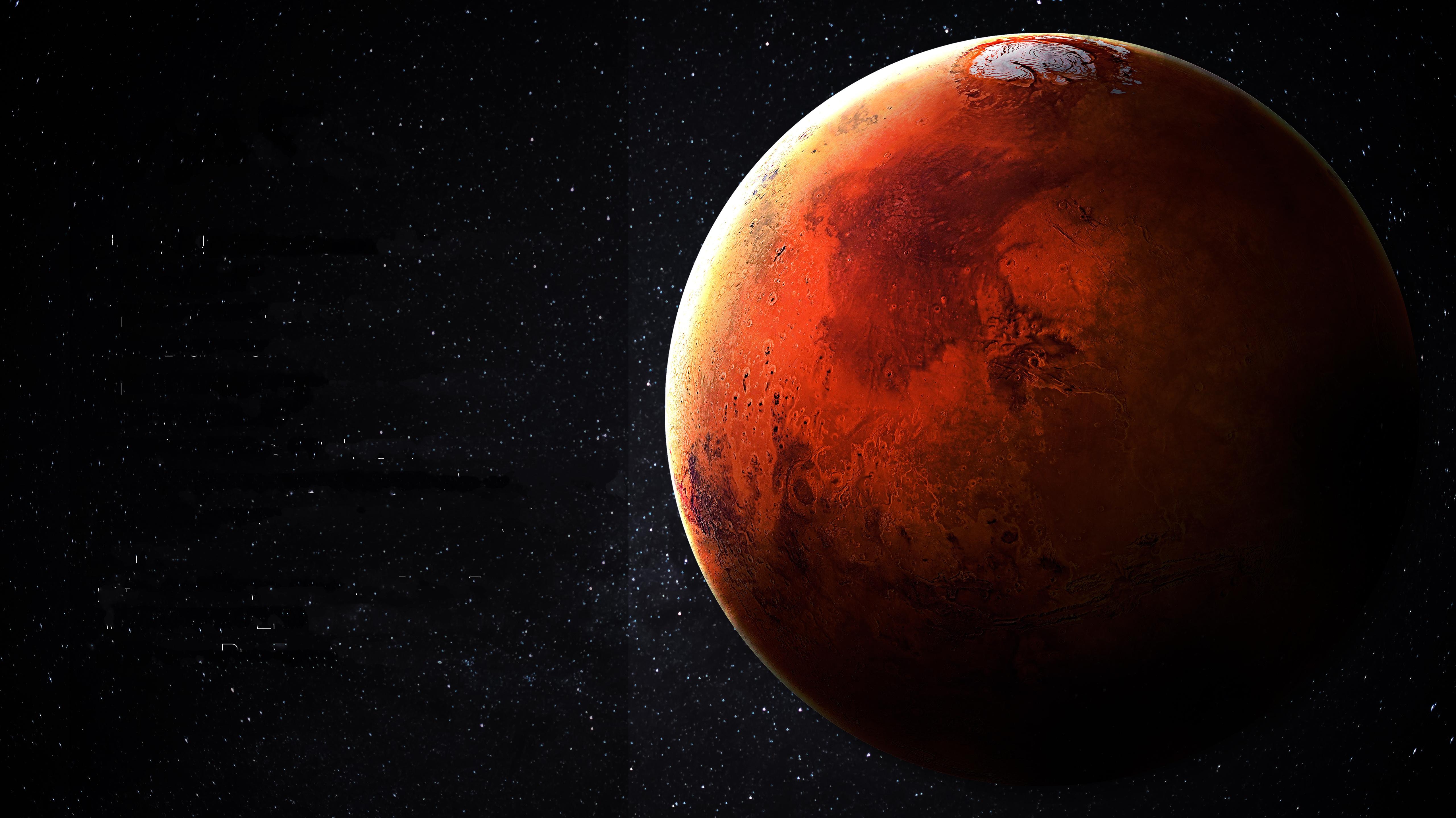 火星5k Retina Ultra 高清壁纸 桌面背景 5120x2880 Id 681652