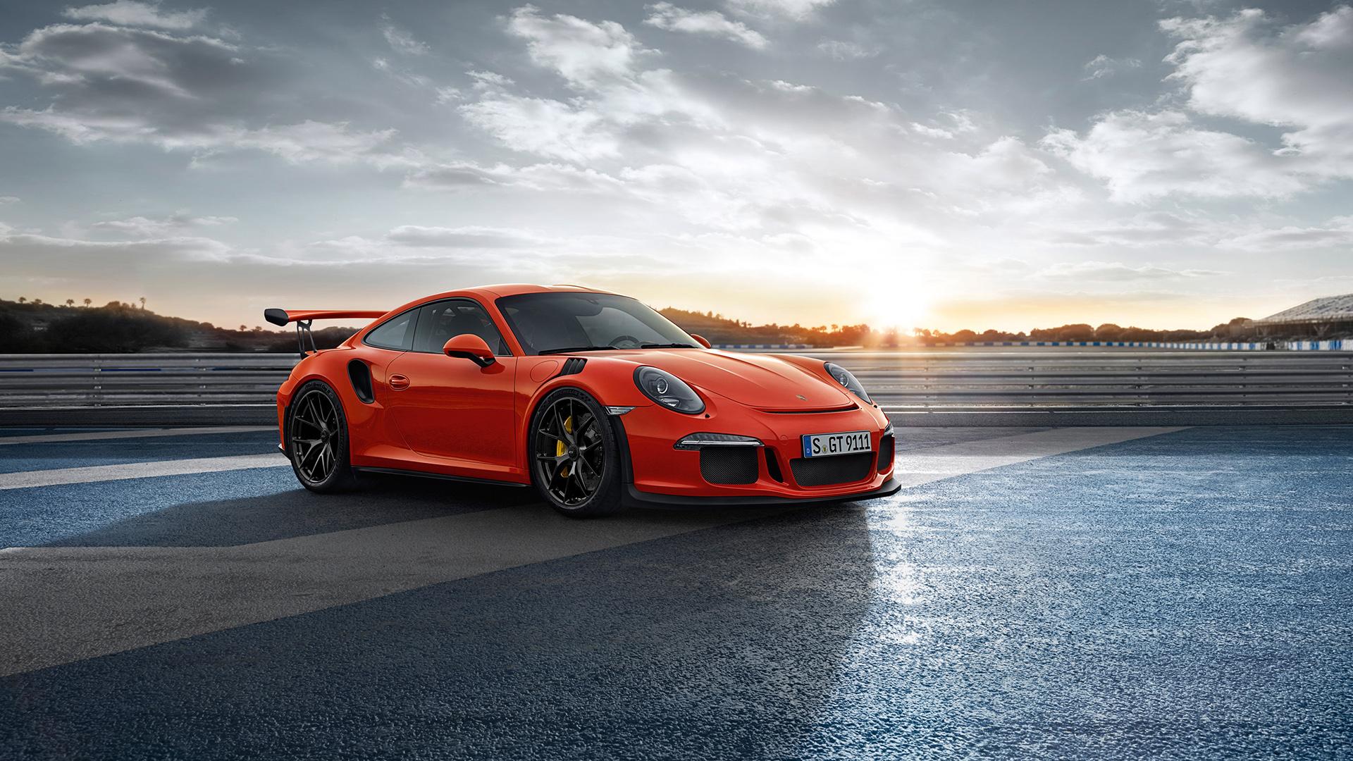 Porsche 911 GT3 HD Wallpaper