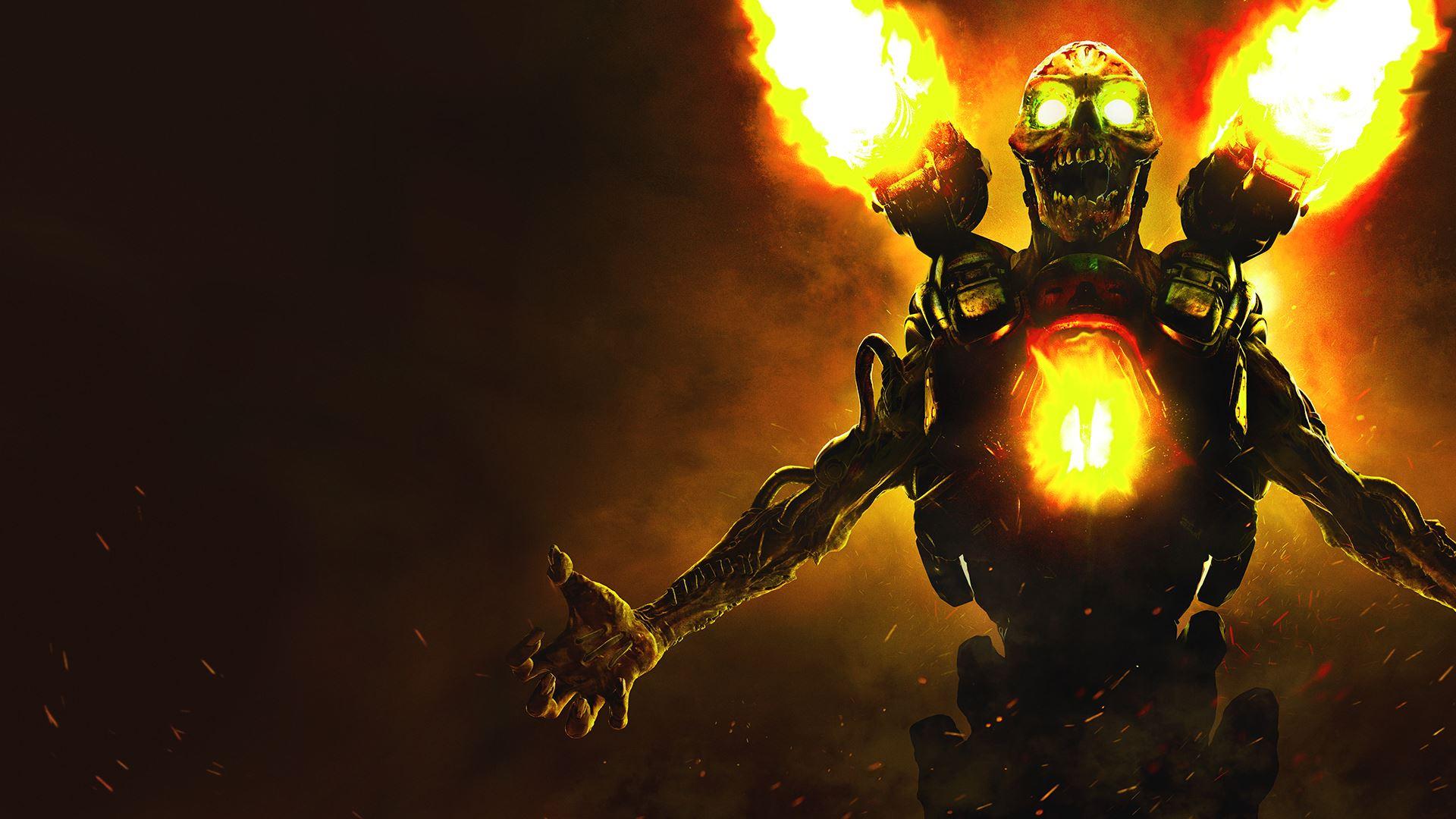Doom 2016 full hd fond d 39 cran and arri re plan for Fond ecran hd 2016