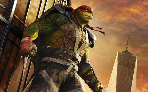 Movie Teenage Mutant Ninja Turtles: Out of the Shadows Teenage Mutant Ninja Turtles Raphael HD Wallpaper | Background Image