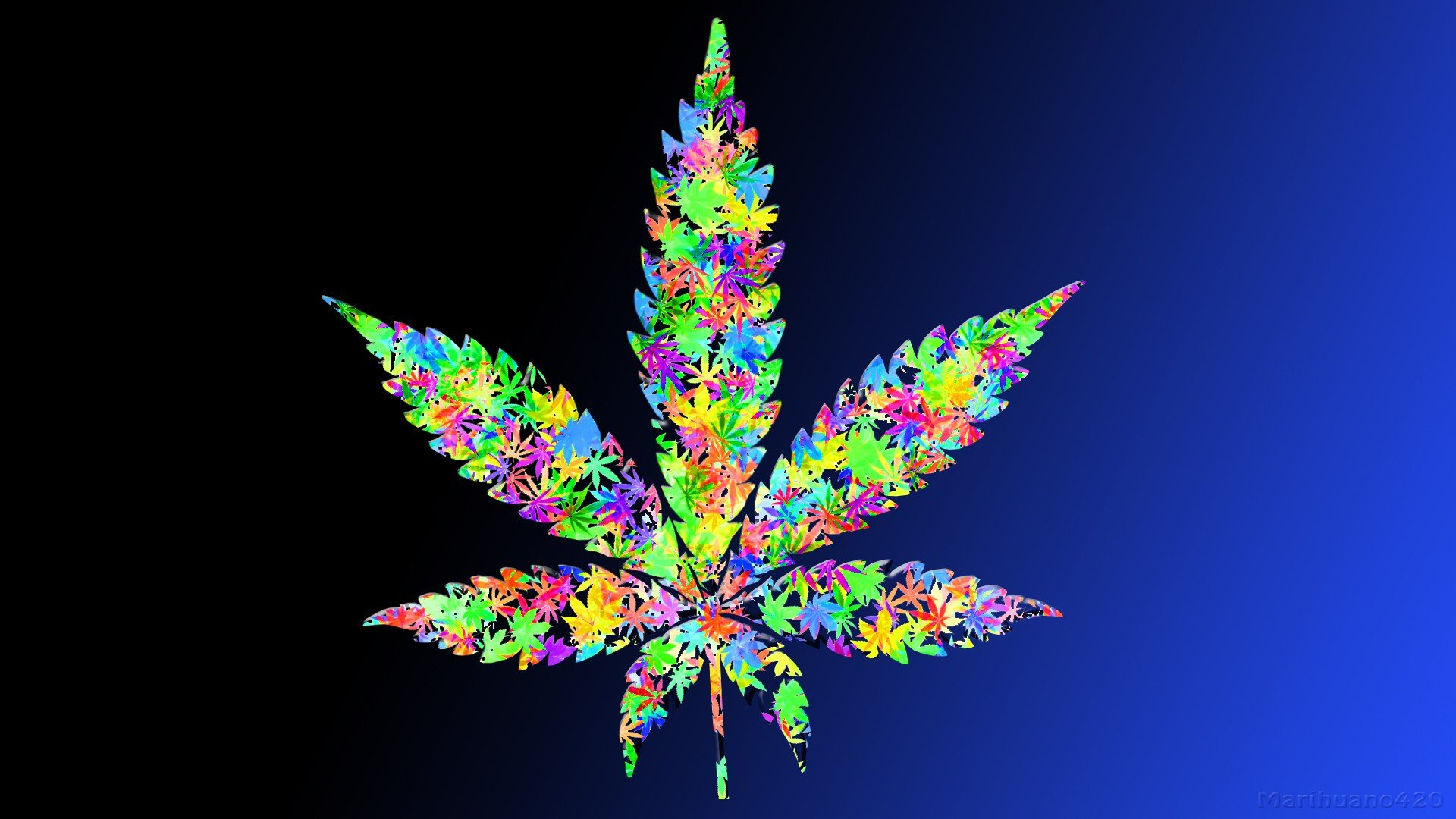8 Marijuana HD Wallpapers