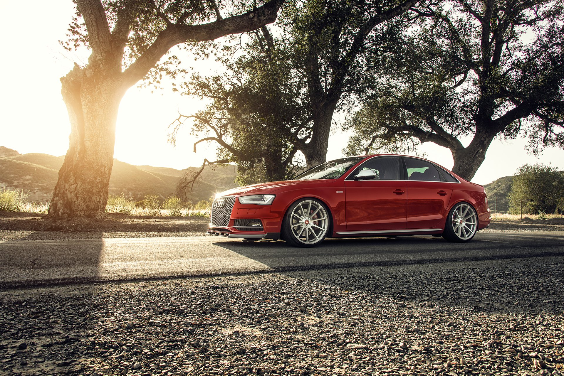 Audi S4 HD Wallpaper