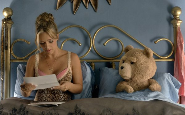 Movie Ted 2 Ted Jessica Barth HD Wallpaper   Background Image