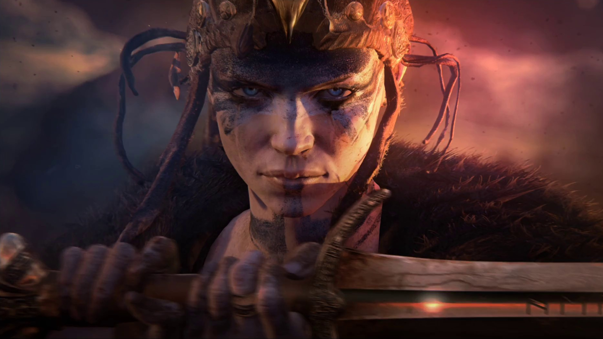 Hellblade Hd Wallpaper Background Image 1920x1080 Id 686071 Wallpaper Abyss
