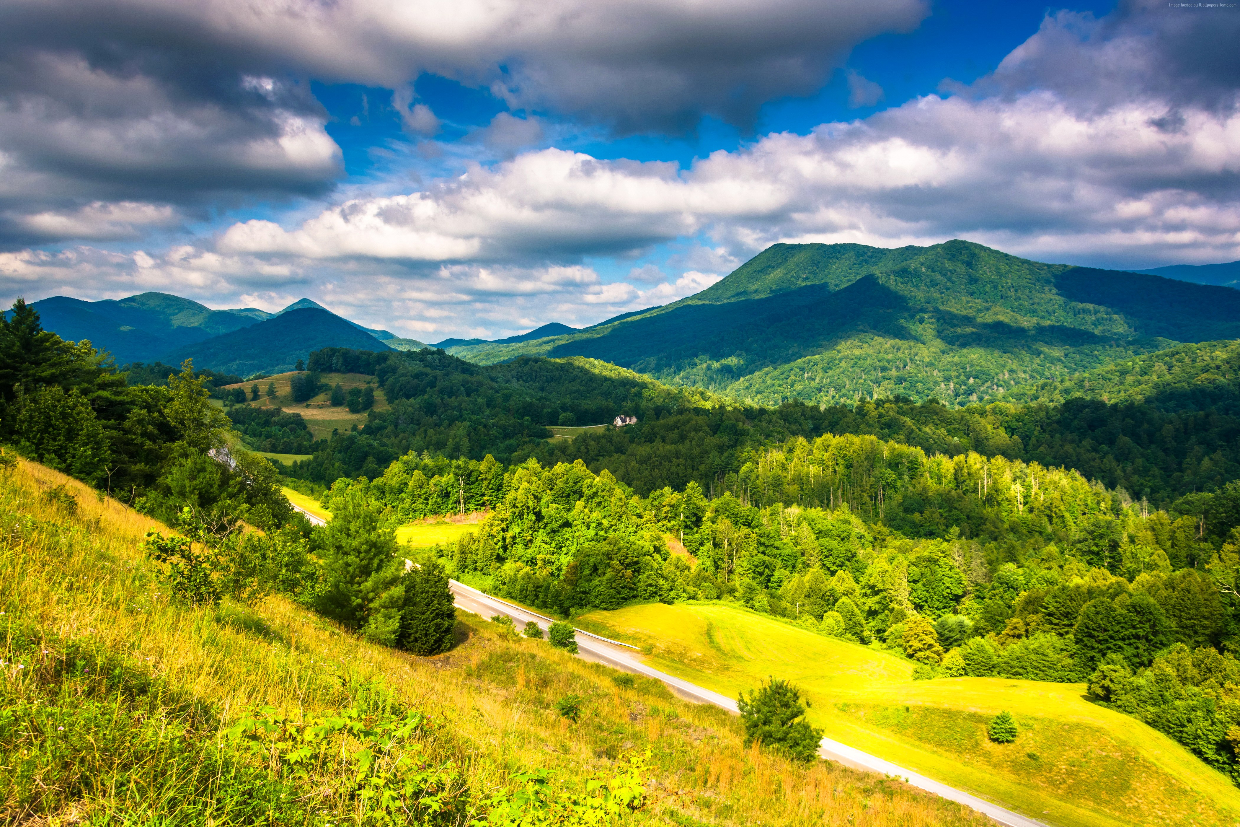 1 appalachian mountains hd wallpapers backgrounds for The range wallpaper