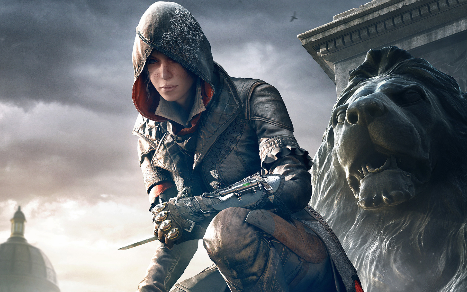 Assassin 39 s creed syndicate hd wallpaper background - Evie wallpaper ...