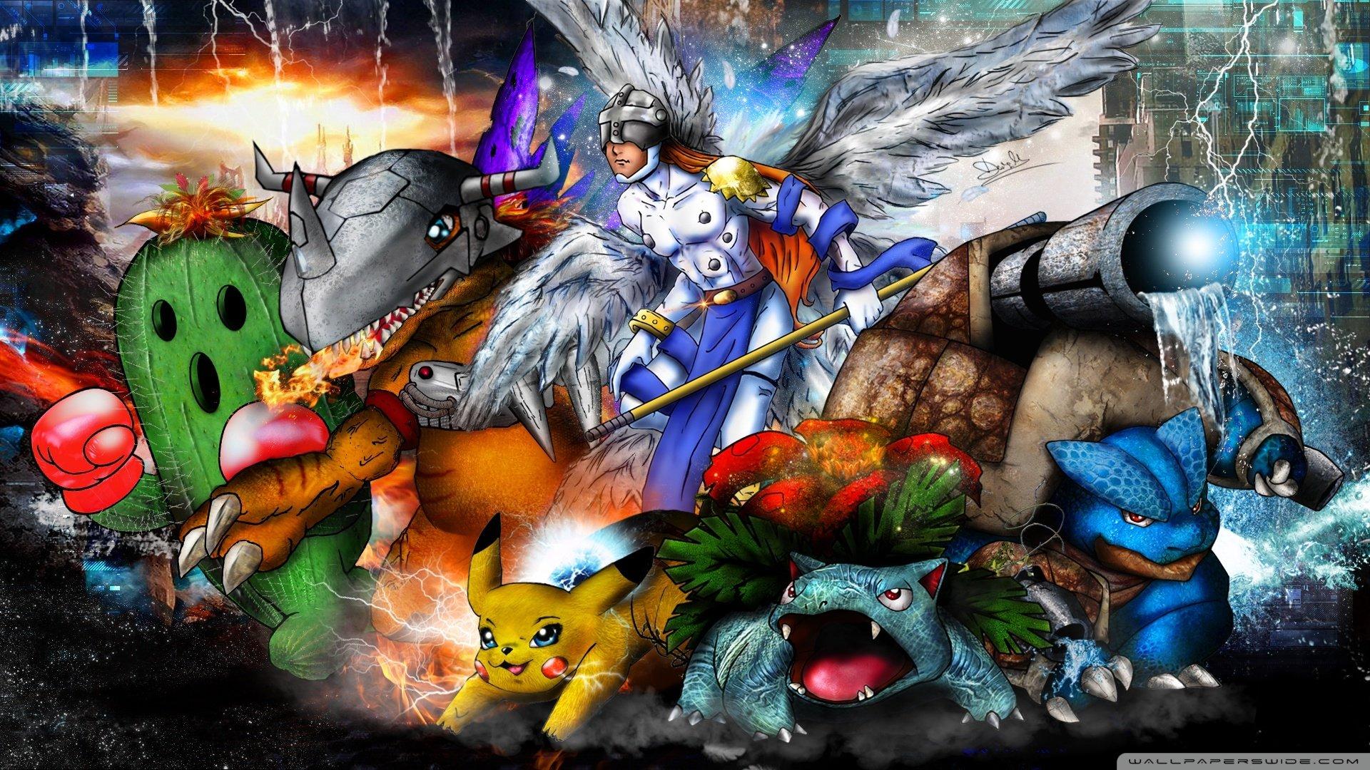 pokemon HD Wallpaper | Background Image | 1920x1080 | ID ...
