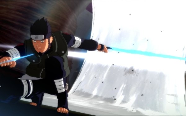 Video Game Naruto Shippuden: Ultimate Ninja Storm 4 Asuma Sarutobi HD Wallpaper | Background Image