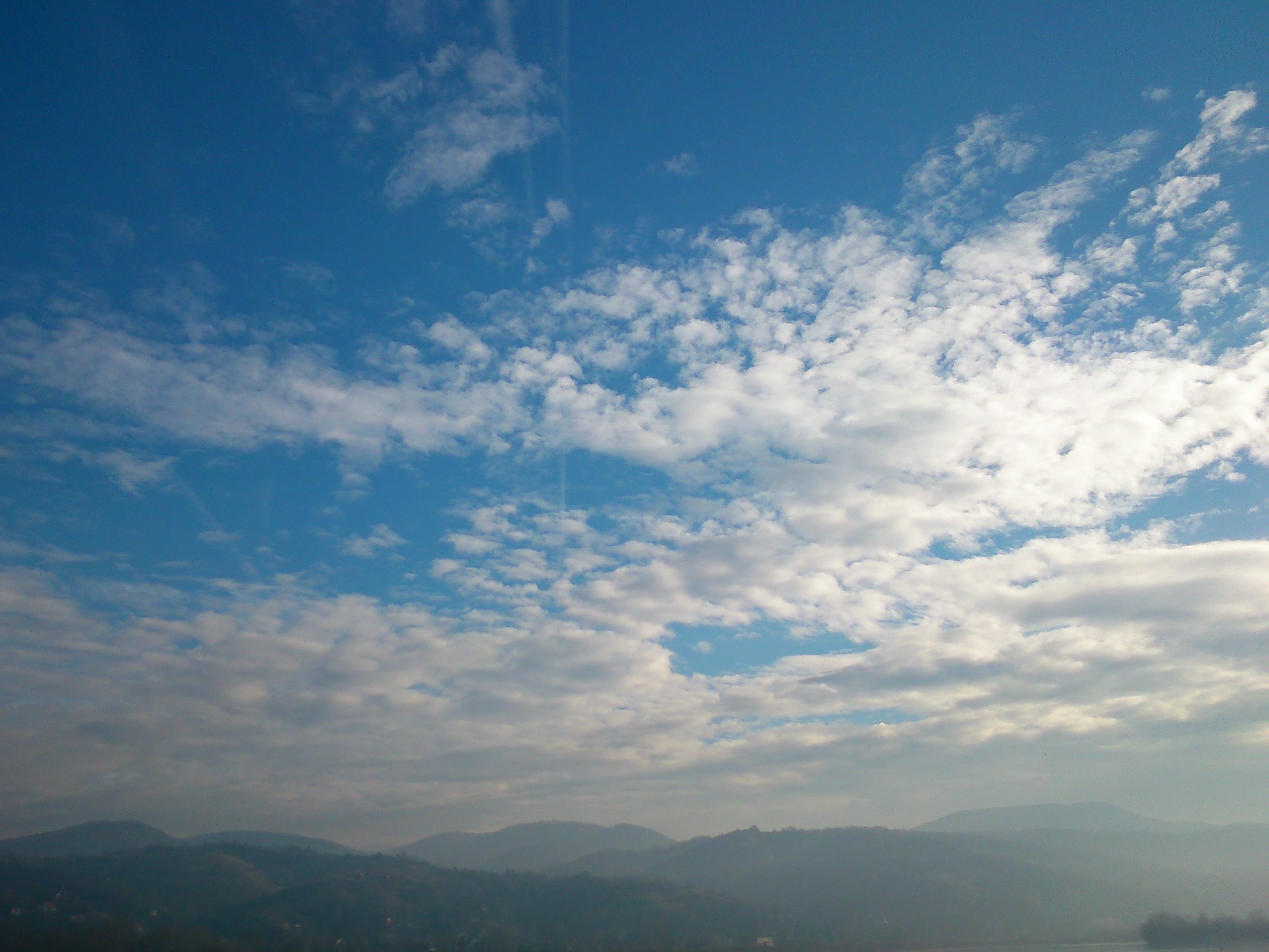 Lovely sky at Picture of Sidari Water Park Hotel Sidari