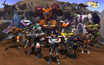 Televisieprogramma - Beast Wars Wallpapers and Backgrounds ID : 687