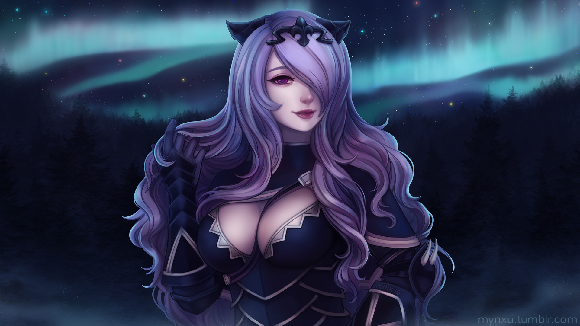 Image result for fire emblem wallpaper camilla