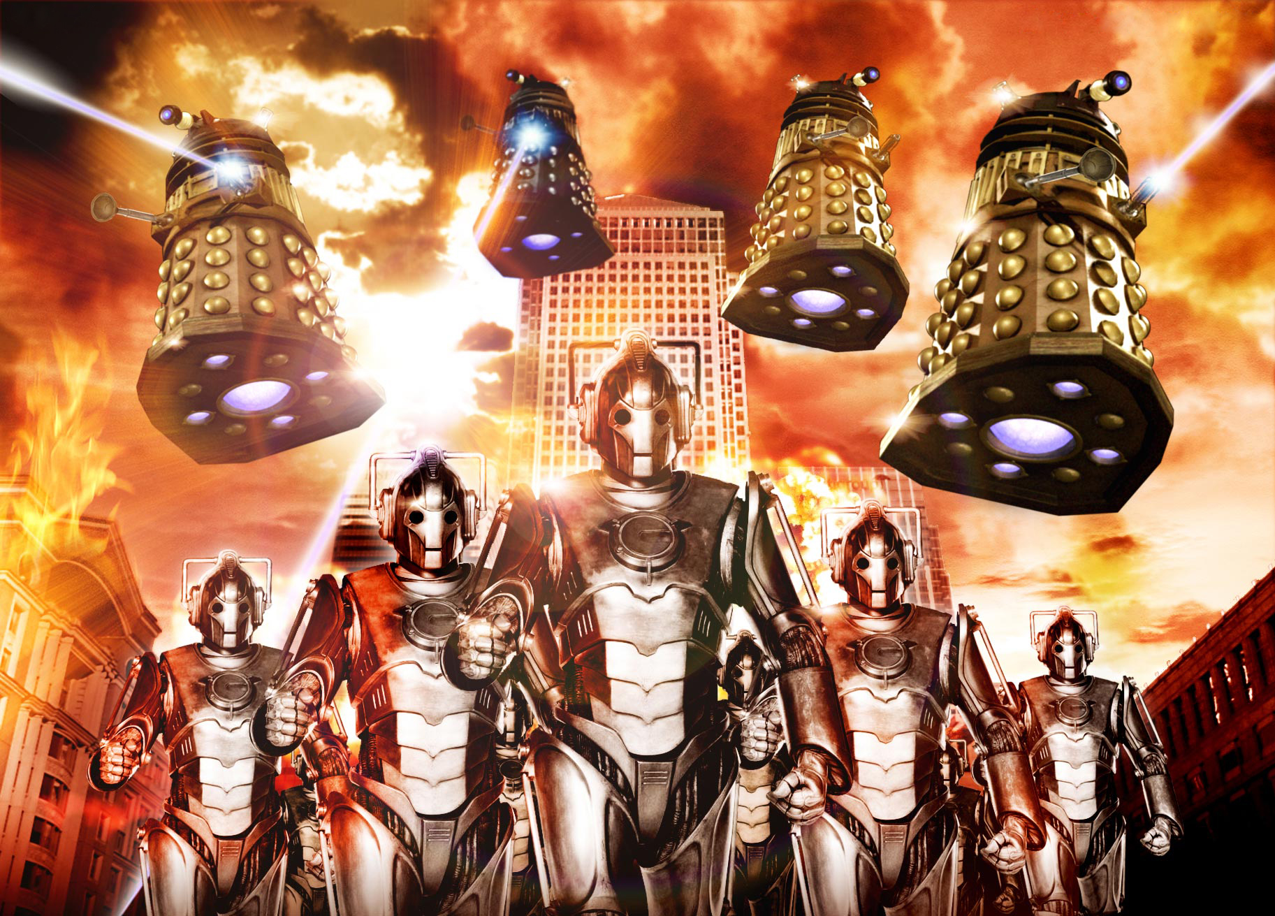 10 Cyberman (Doctor Who) HD Wallpapers | Backgrounds ...