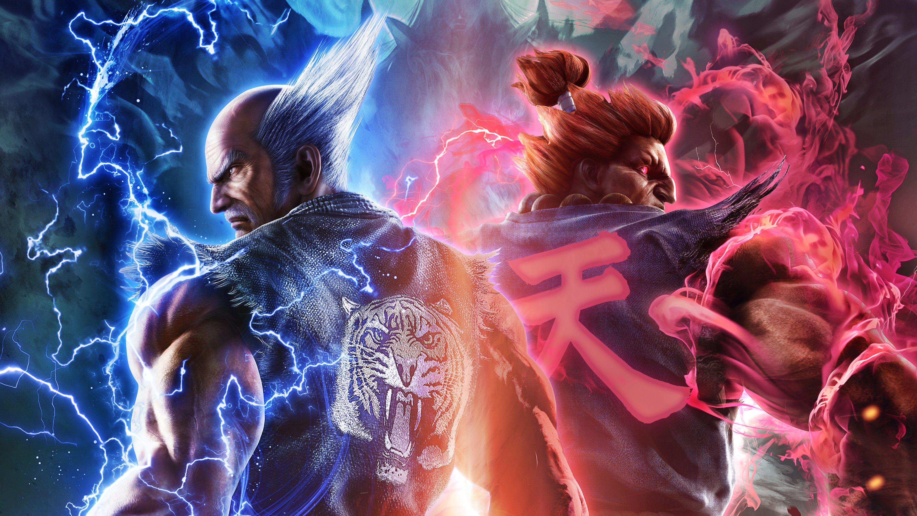 16 Heihachi Mishima Hd Wallpapers Background Images Wallpaper Abyss