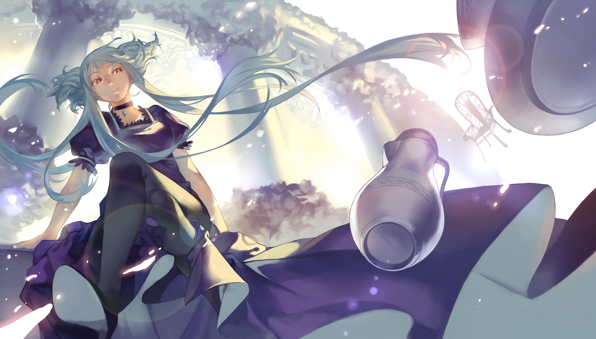 Arpeggio Of Blue Steel Hd Wallpaper Background Image 1920x1095
