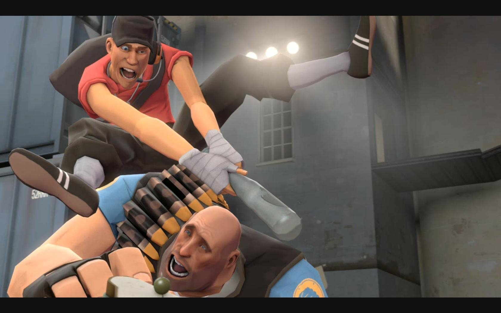 Videospel - Team Fortress 2  Wallpaper