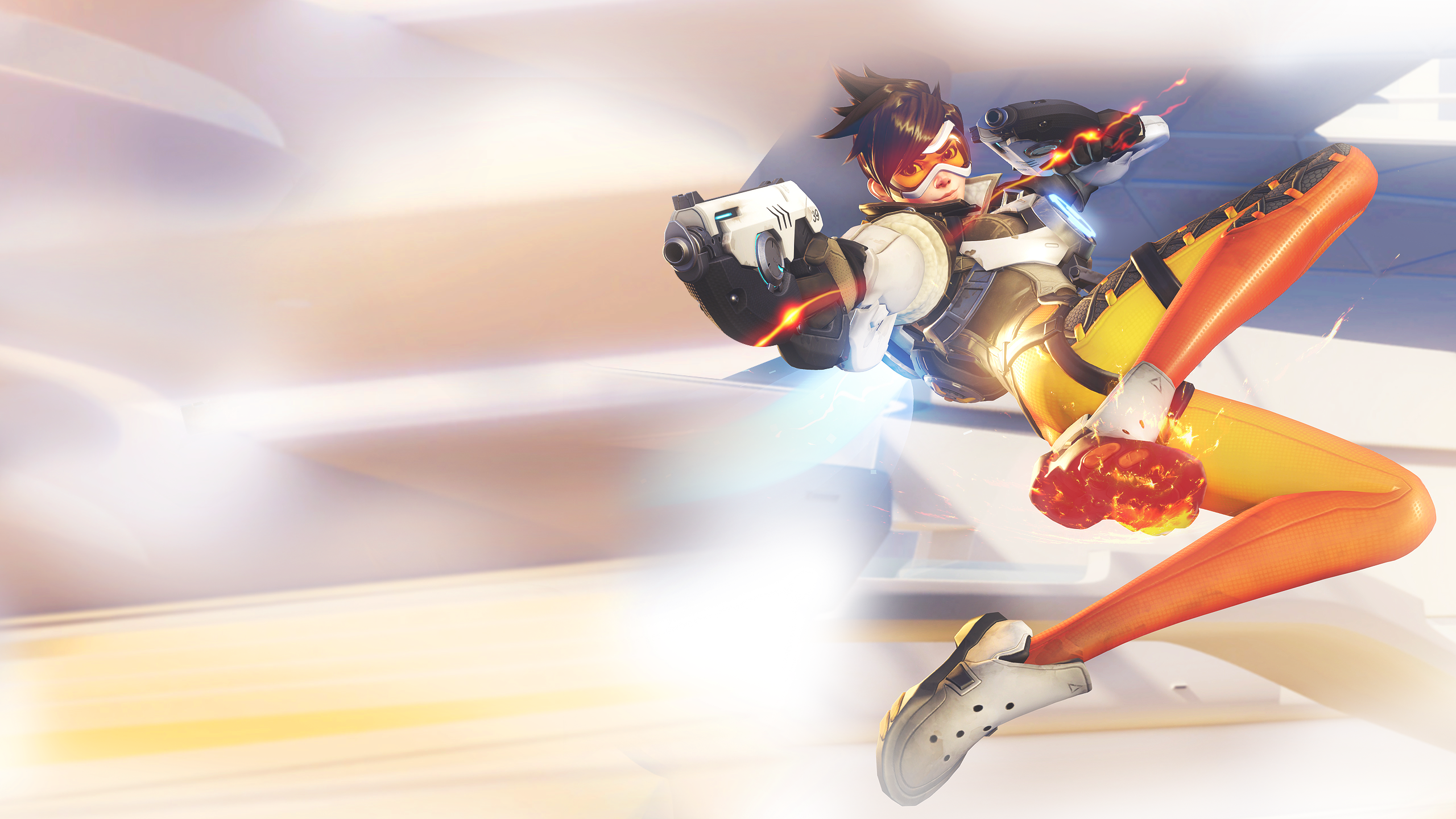 208 Tracer (Overwatch) HD Wallpapers | Backgrounds ...