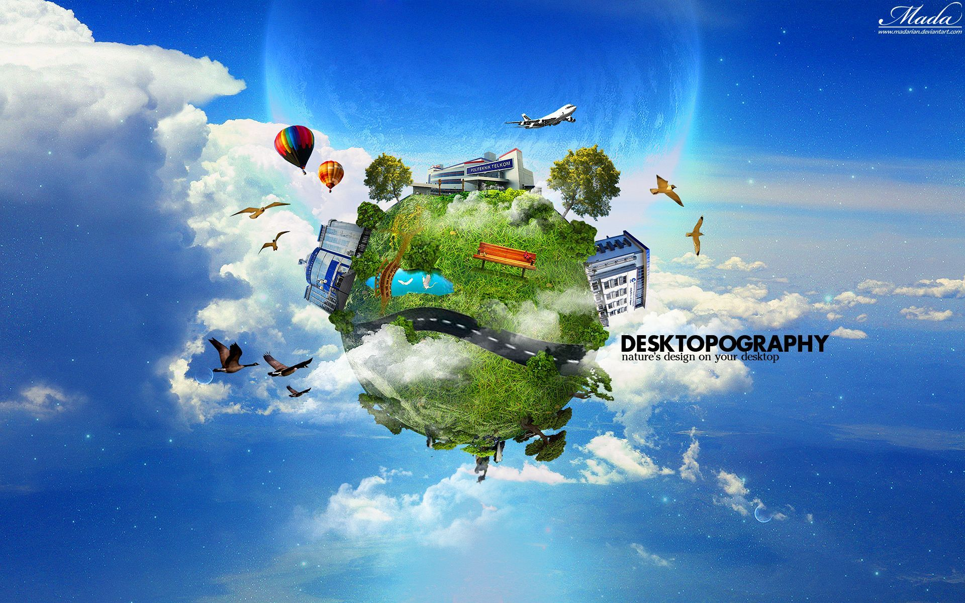 Earth Day Hd Wallpaper Background Image 1920x1200 Id