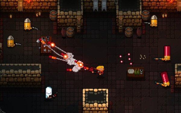 Video Game Enter the Gungeon HD Wallpaper | Background Image