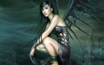 Fantasy - Angel Wallpapers and Backgrounds ID : 69667