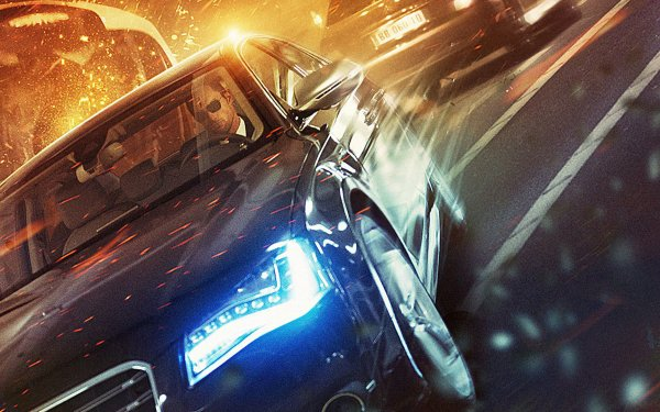 Movie The Transporter Refueled The Transporter HD Wallpaper | Background Image