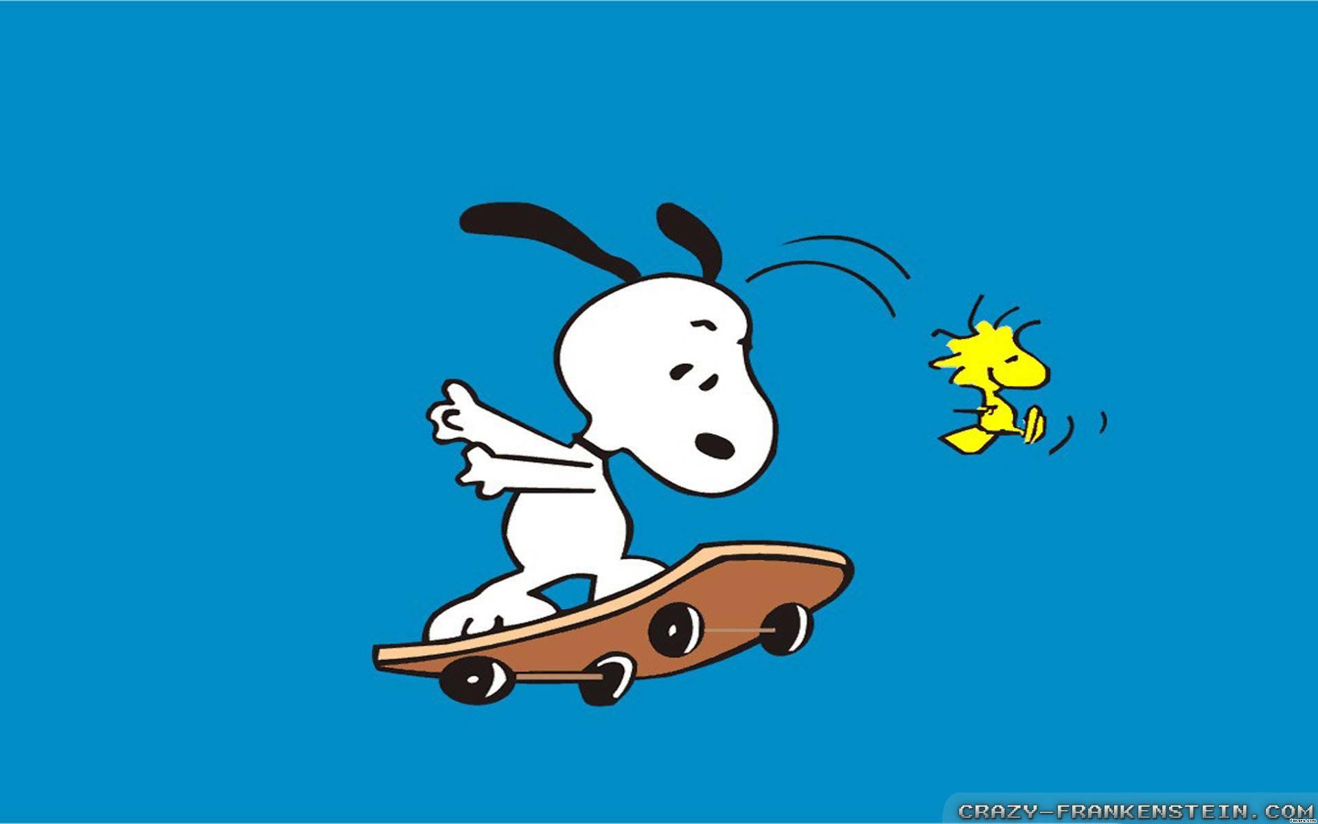 Peanuts Hd Wallpaper Background Image 1920x1200 Id 697764