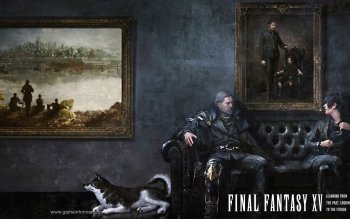 152 Final Fantasy Xv Hd Wallpapers Background Images