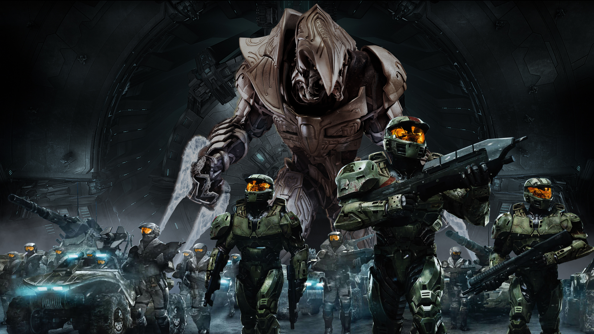 10 halo wars hd wallpapers backgrounds wallpaper abyss - Wallpaper halo wars ...