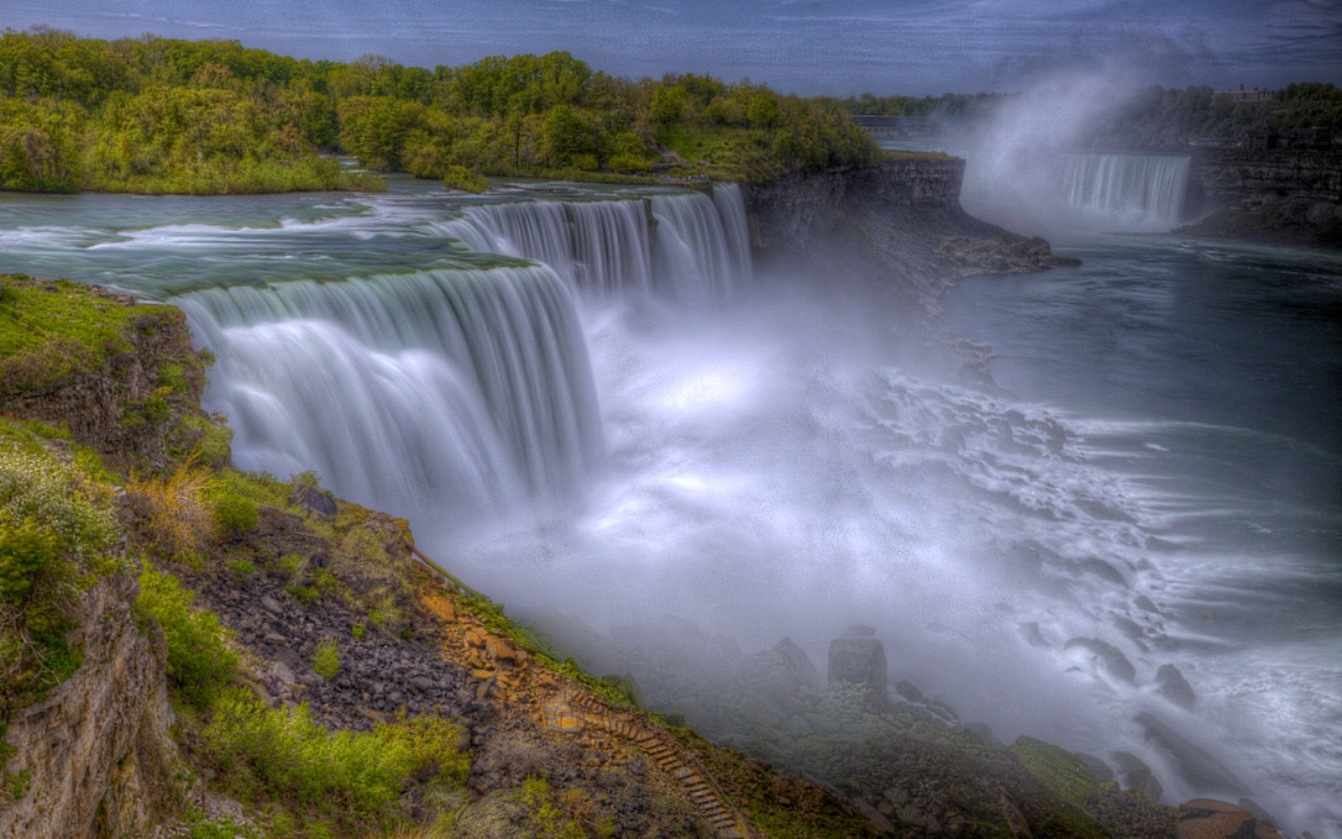 niagara falls full hd wallpaper and background 1920x1200
