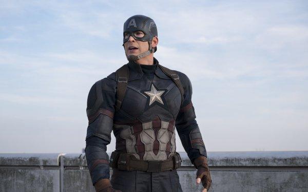 Movie Captain America: Civil War Captain America Steve Rogers HD Wallpaper | Background Image