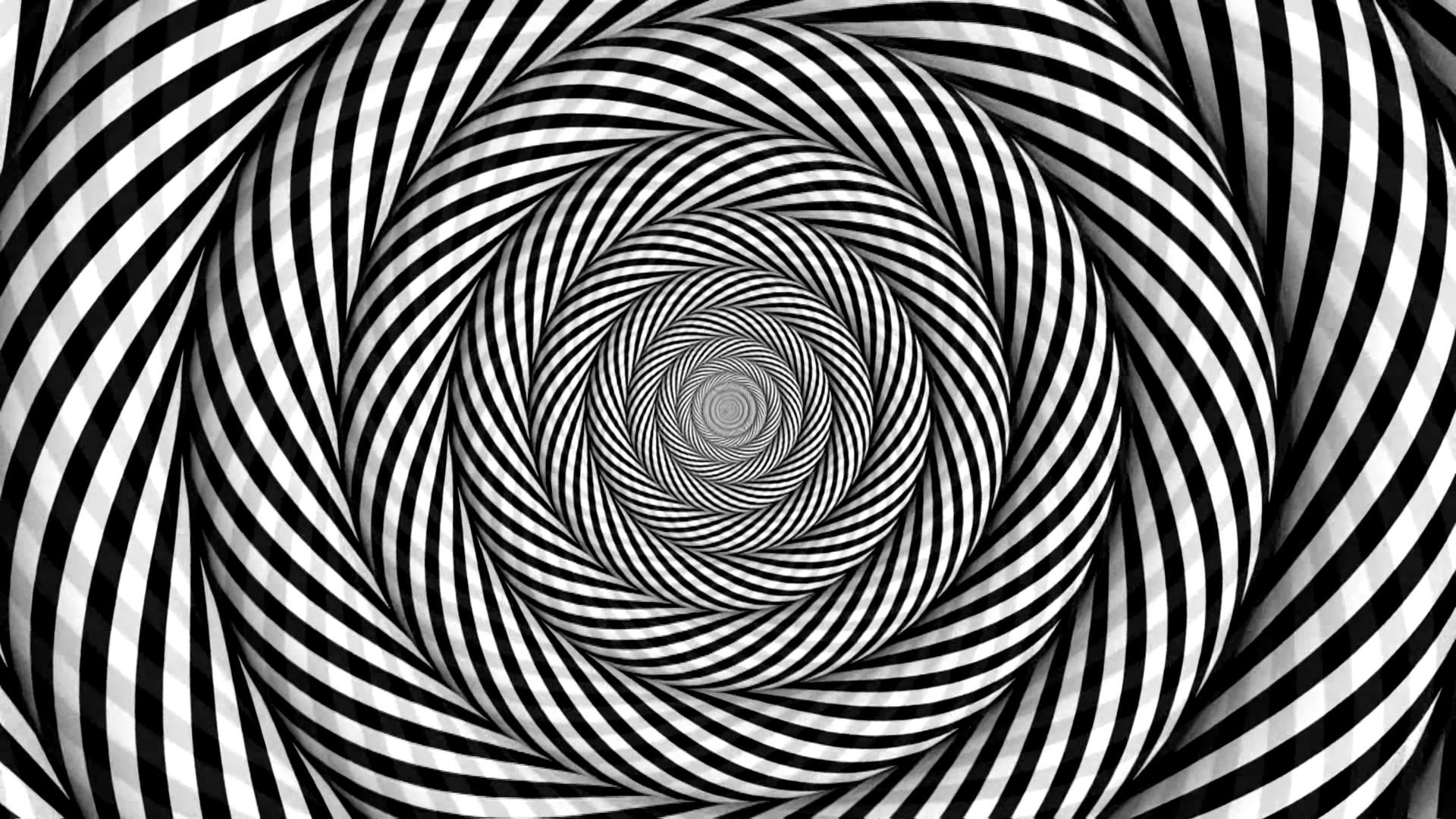 Black And White Optical Illusion Fondo De Pantalla Hd