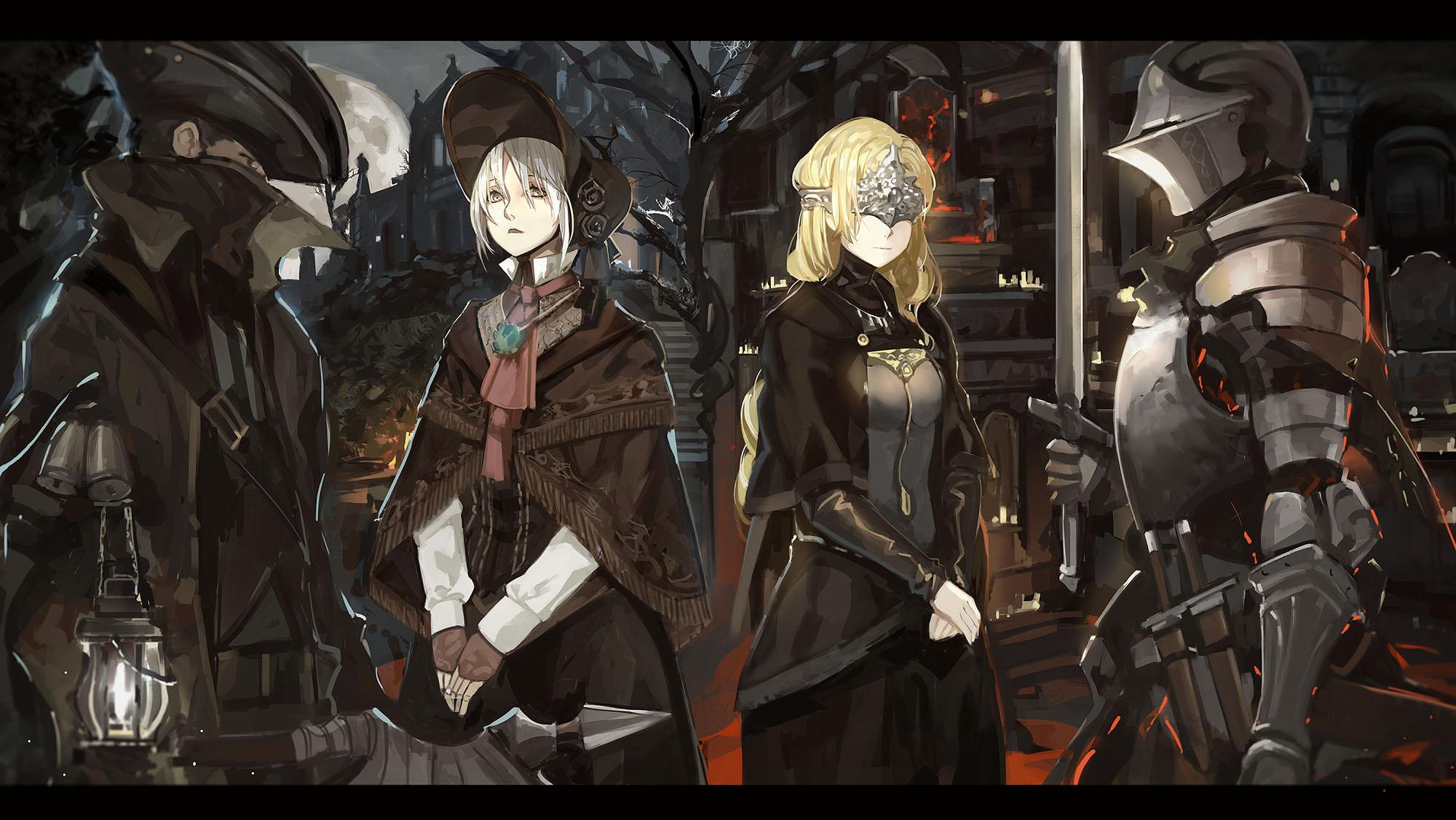 Dark Souls 3 Fire Keeper Cosplay: ID:700449 - Wallpaper Abyss
