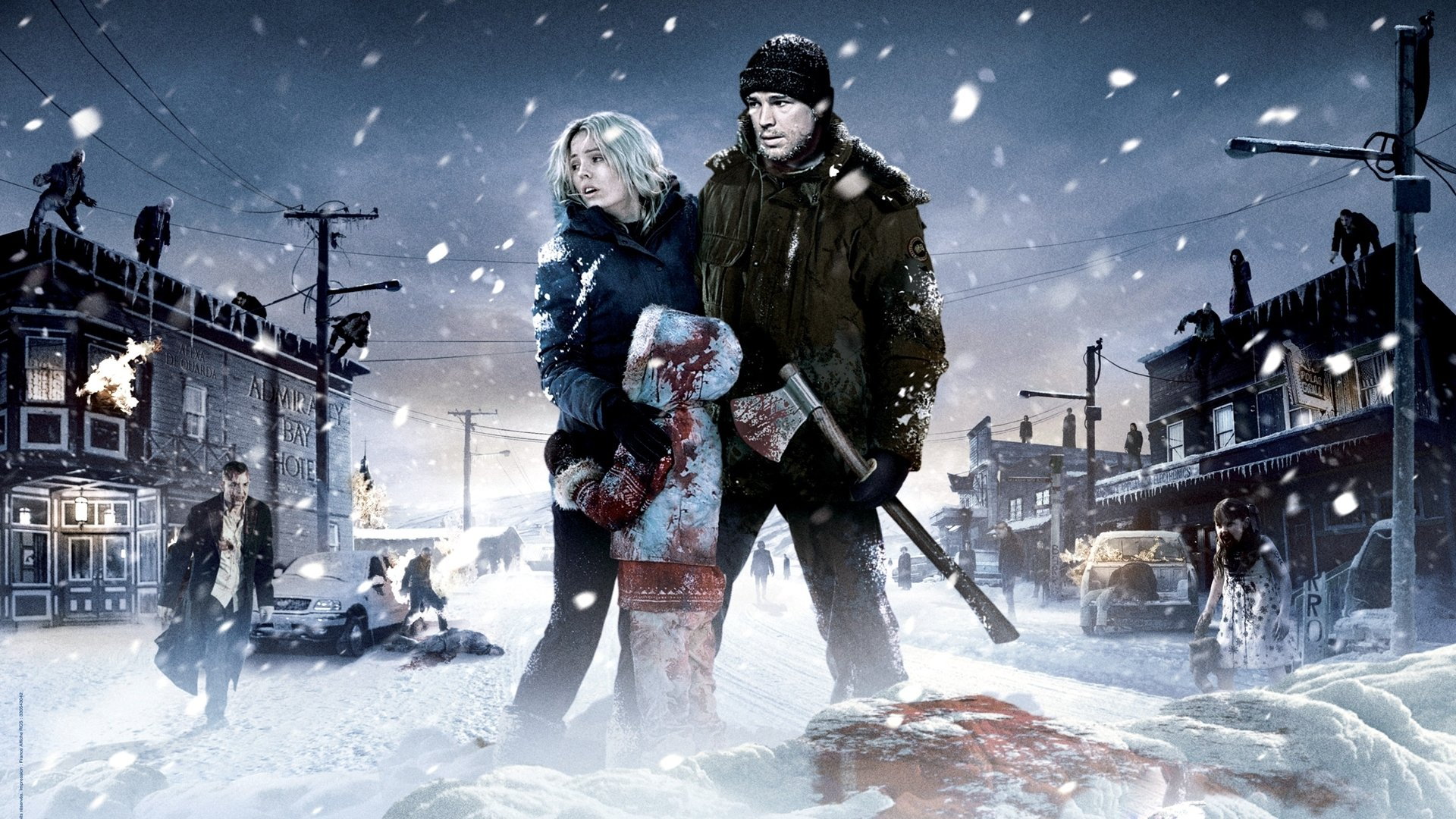 22 30 Days Of Night Hd Wallpapers Background Images Wallpaper
