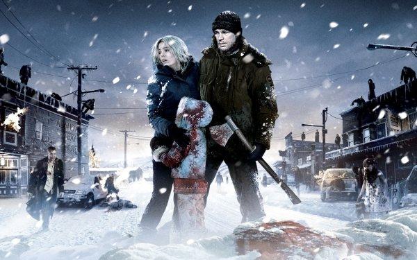 Movie 30 Days Of Night Josh Hartnett Melissa George HD Wallpaper | Background Image
