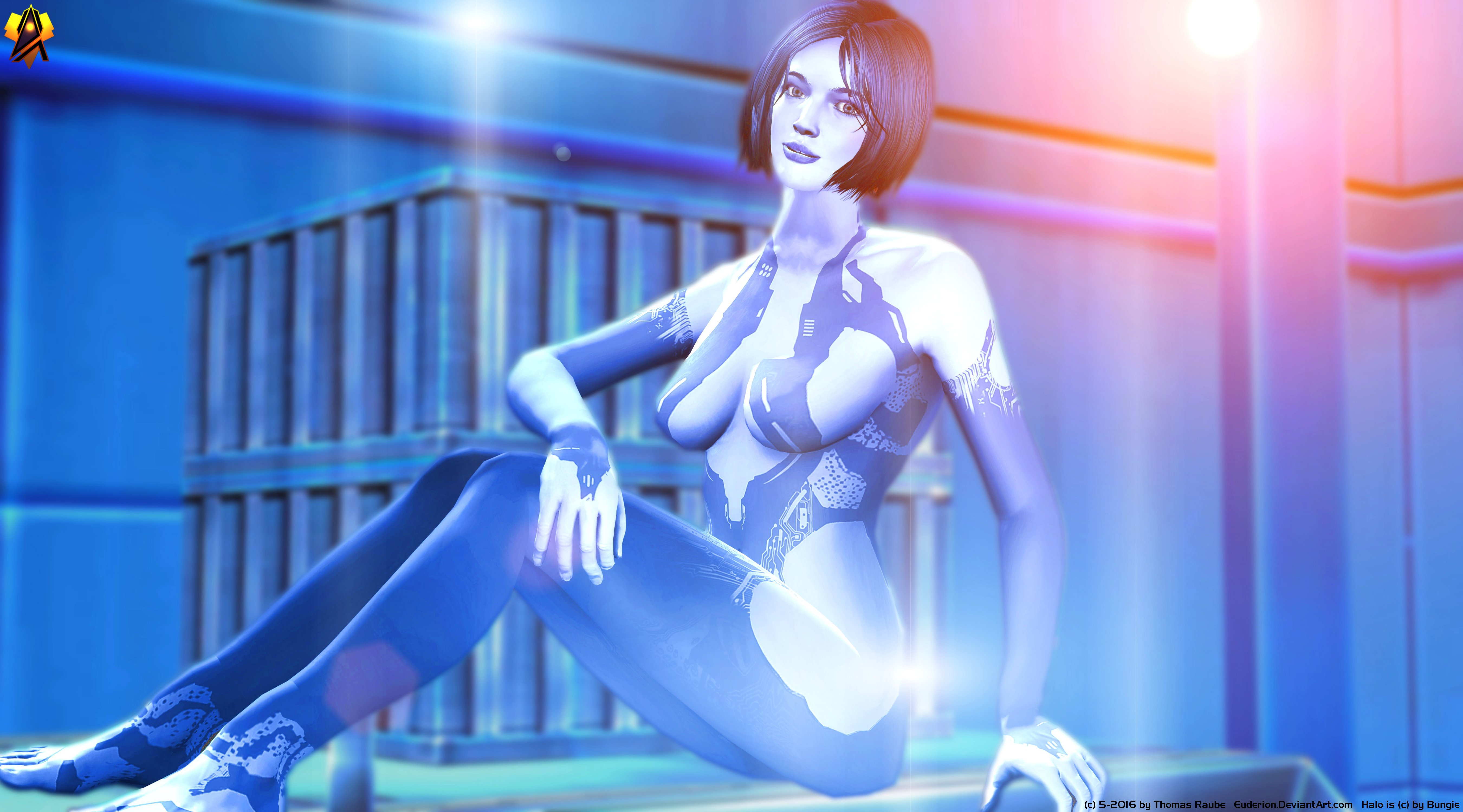 20 Cortana Halo Hd Wallpapers Background Images