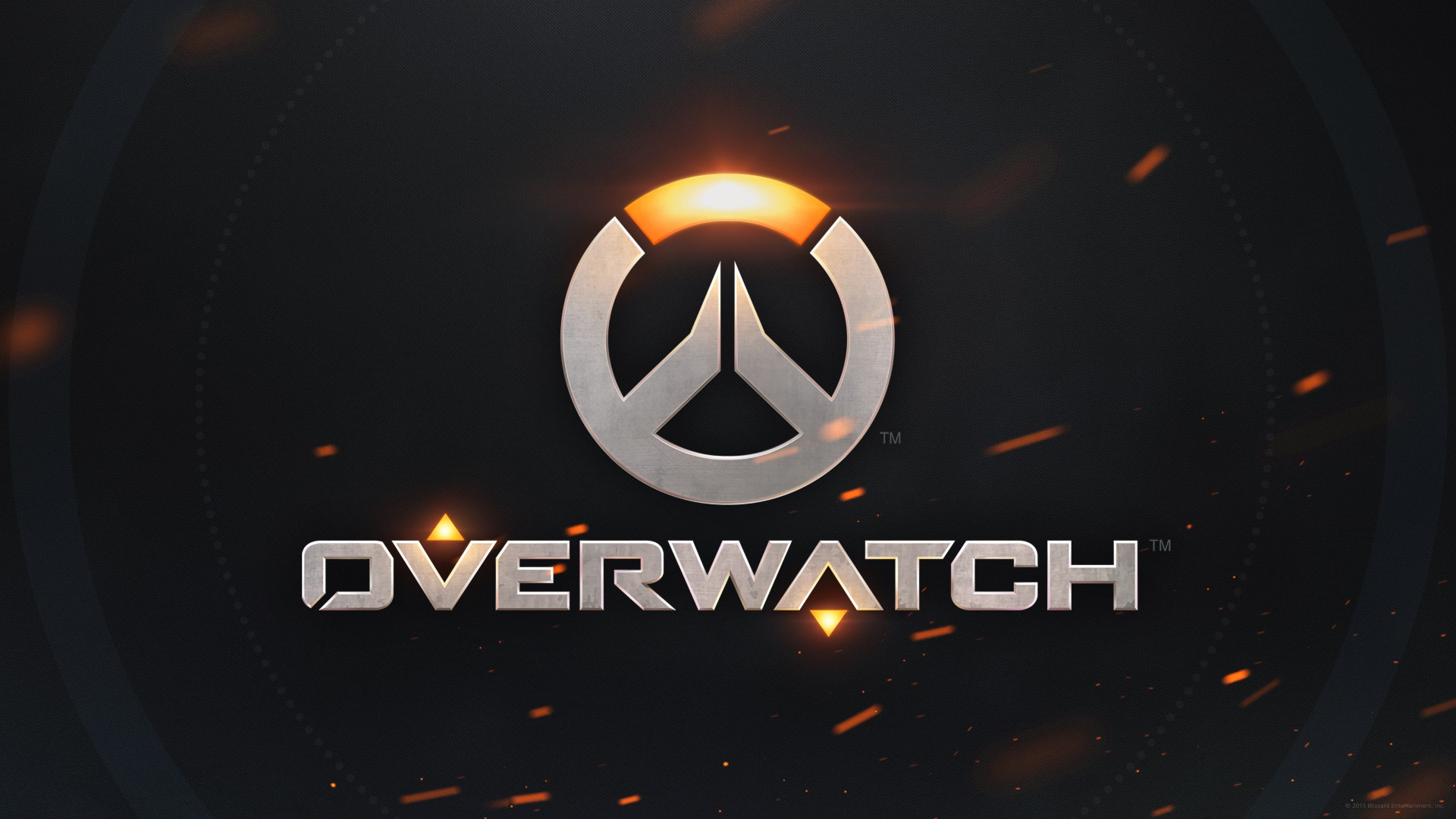 Video Game - Overwatch  Logo Wallpaper