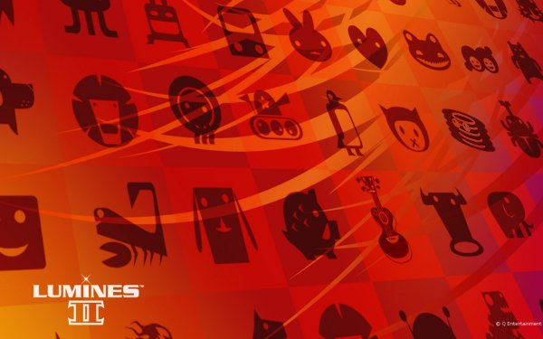 Video Game Lumines II HD Wallpaper | Background Image