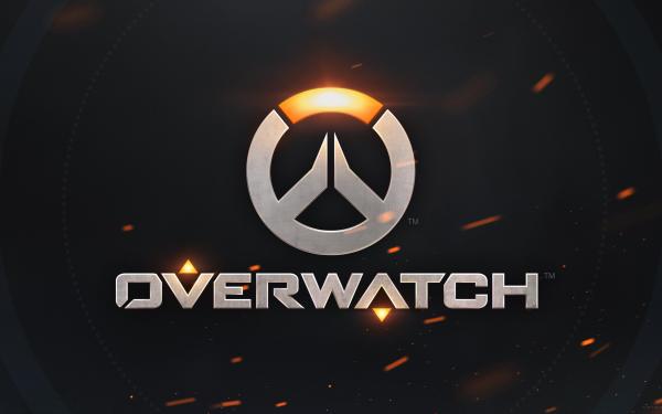 Videojuego Overwatch Logo Fondo de pantalla HD | Fondo de Escritorio