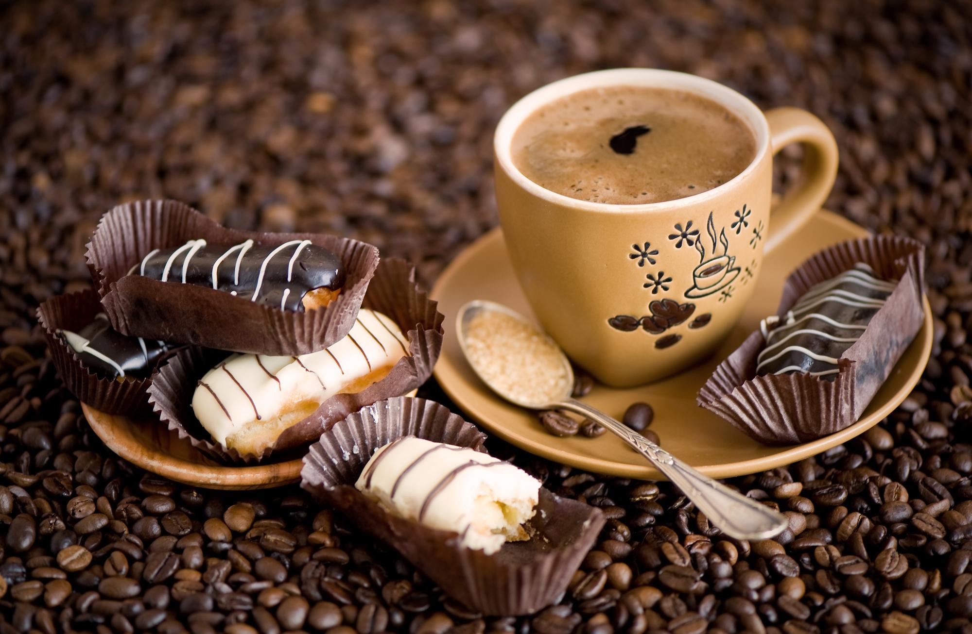 Cupcakes De Cafe Expresso