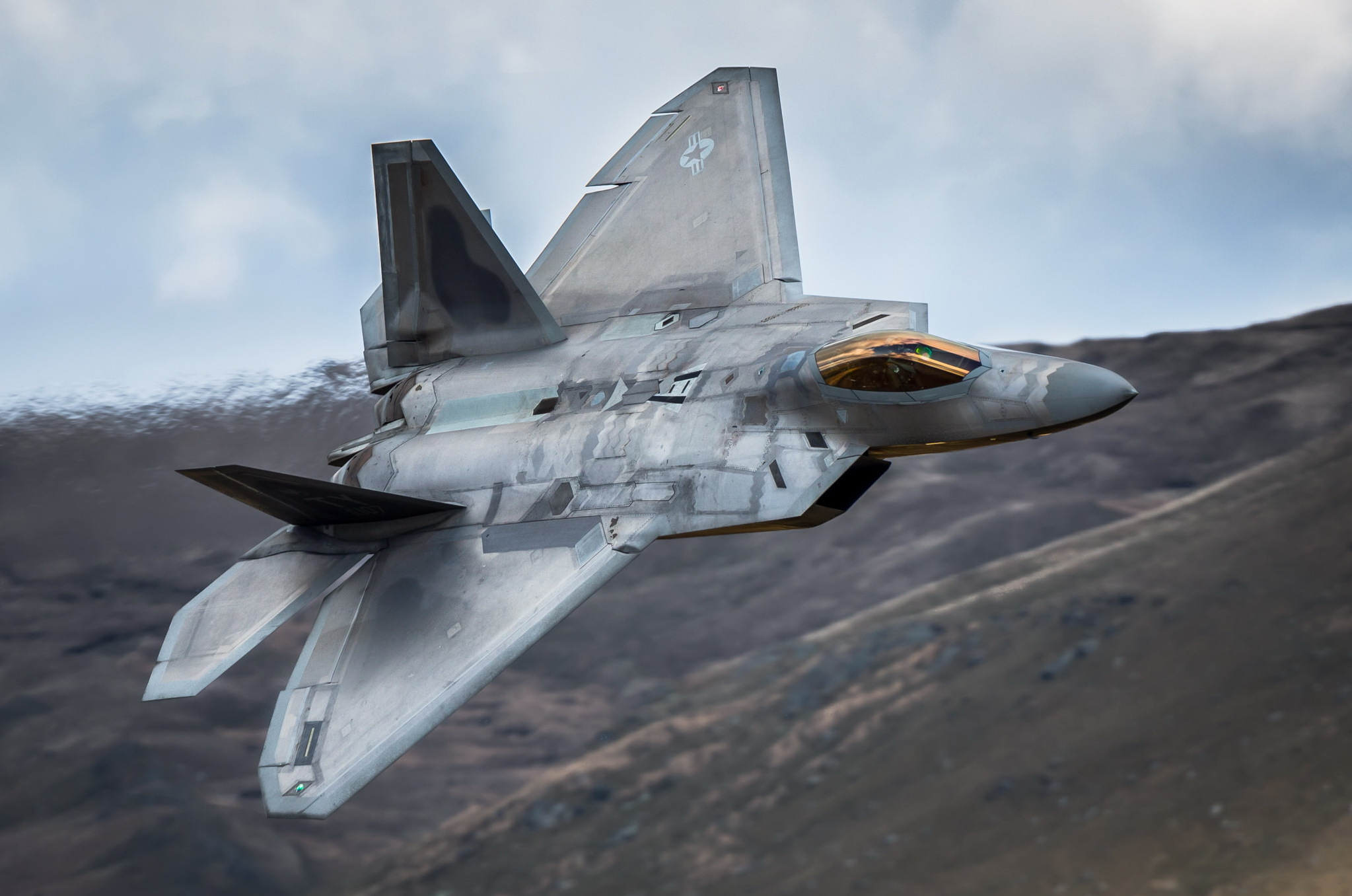 98 Lockheed Martin F 22 Raptor HD Wallpapers
