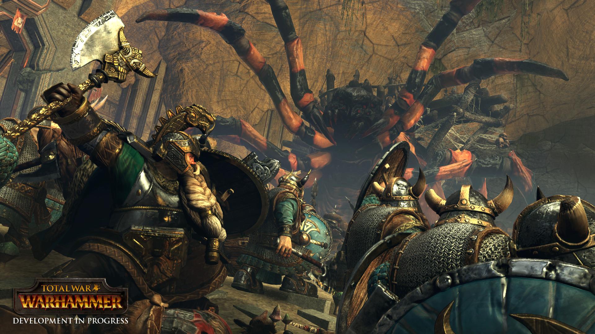 Total War: Warhammer HD Wallpaper