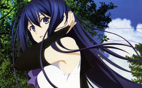 Anime Gokukoku no Brynhildr HD Wallpaper   Background Image