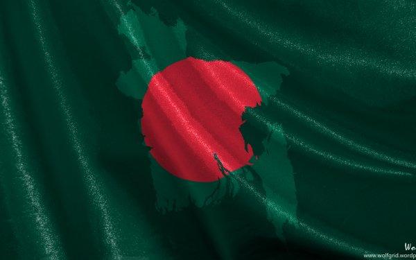 Misc Flag of Bangladesh Flags Flag Bangladesh HD Wallpaper | Background Image